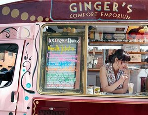 Local Ginger's Comfort Emporium wins British Street Food Awards!