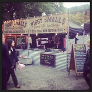 Street Food hits Festival Hub @ Albert Square, Session 2