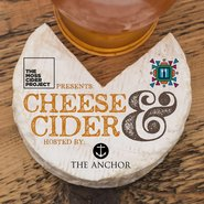 The Moss Cider Project presents: 'Cheese & Cider'