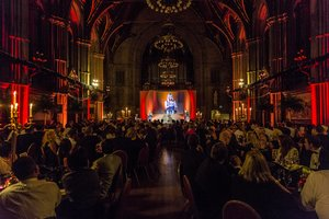MFDF Gala Dinner and Awards 2014