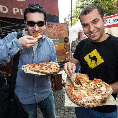 Calling all Street Food Traders!