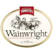 Wainwright Ale Trail Bar