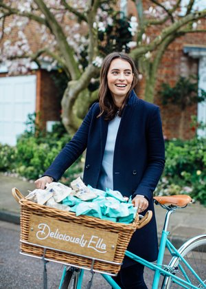 Deliciously Ella Q&A and book signing