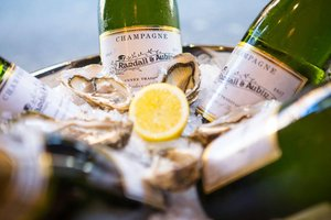 Randall and Aubin's Champagne and Oyster Evening