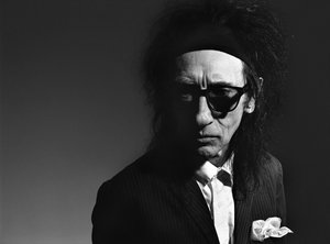Dr John Cooper Clarke with very special guests at The Mayfield