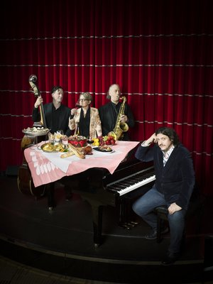 MFDF & Albert's Schloss Present:  The Jay Rayner Jazz Quartet