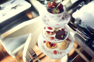 Afternoon Tea and Coffee Masterclass at Clink