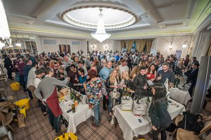 YES THAT'S RIGHT! THE BIG INDIE WINE FEST IS BACK FOR IT'S 11TH YEAR!