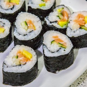 Cracking Good Food Japanese Sushi & Miso Cookery school with Maz