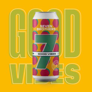Seven Brothers invites drinkers to send 'good vibes' in lockdown